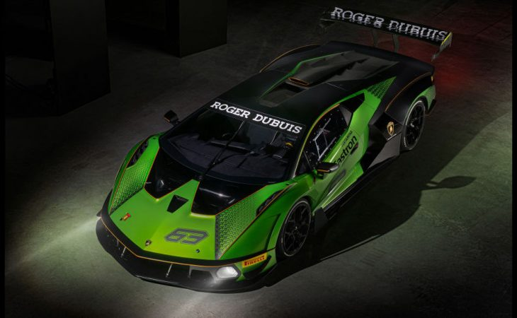 Lamborghini Unleashes Essenza SCV12 Track Monster