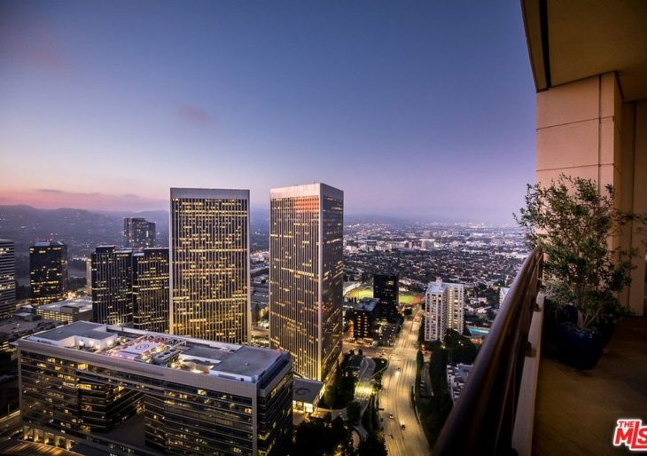 Matthew Perry Asking $27M for L.A. Penthouse After $8M Price Chop