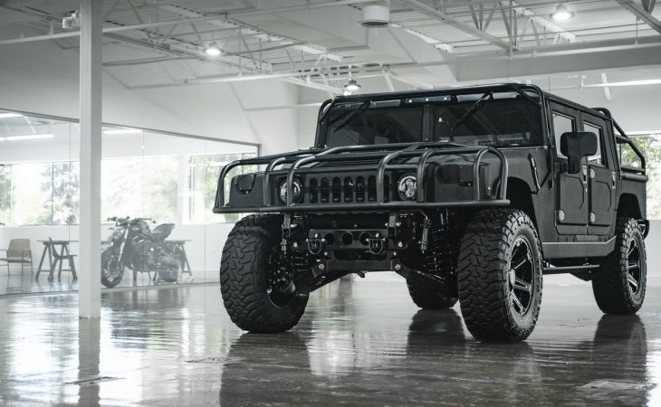 Mil-Spec's Latest Delivery Is a $300K Hummer H1
