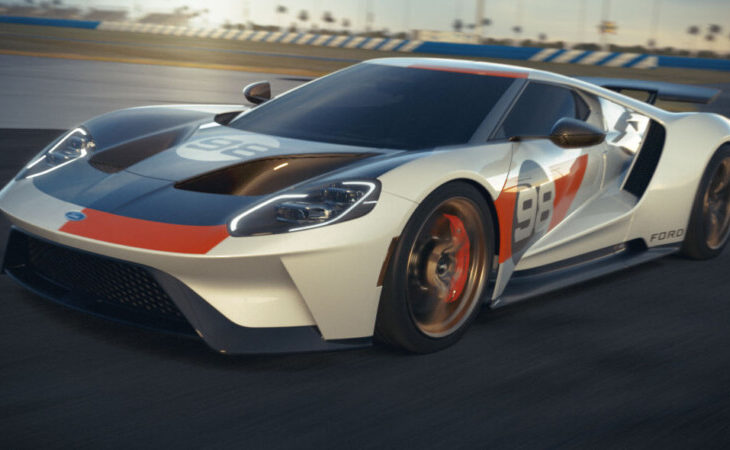 2021 Ford GT Heritage Edition Pays Tribute to Daytona Winner