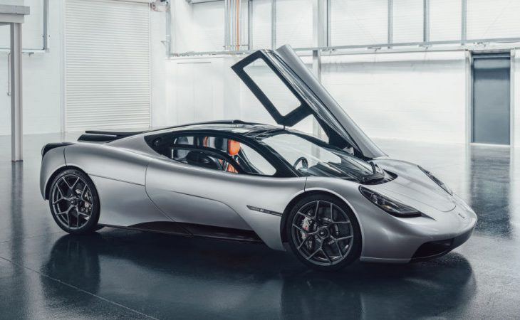 2022 Gordon Murray T.50: Purebred for Purists