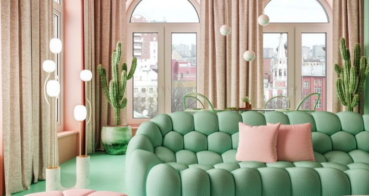 Apartment New York in New York by Reutov Design