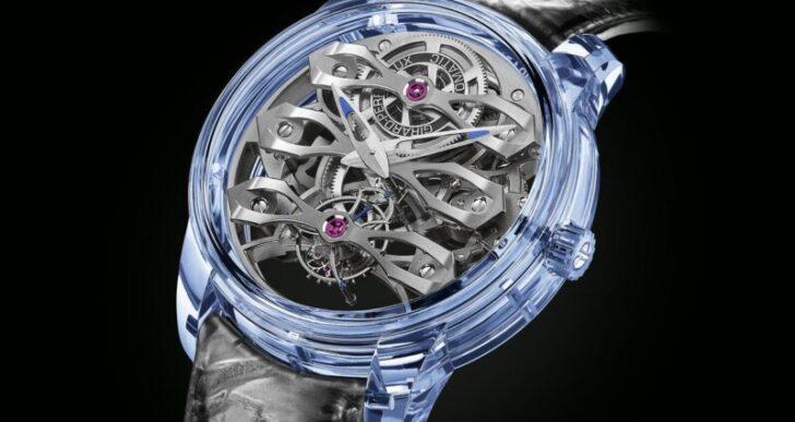 Girard-Perregaux Impresses With $300K Quasar Azure Watch