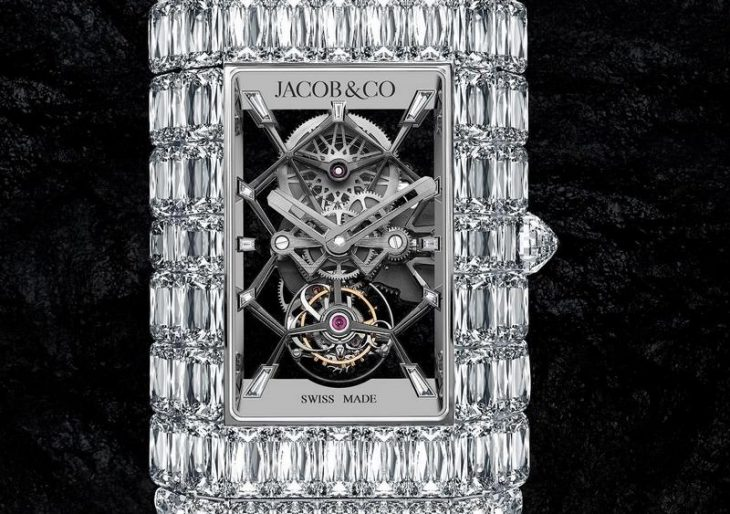 Jacob & Co Serves Up a New 'Billionaire' Watch, This One at $7M