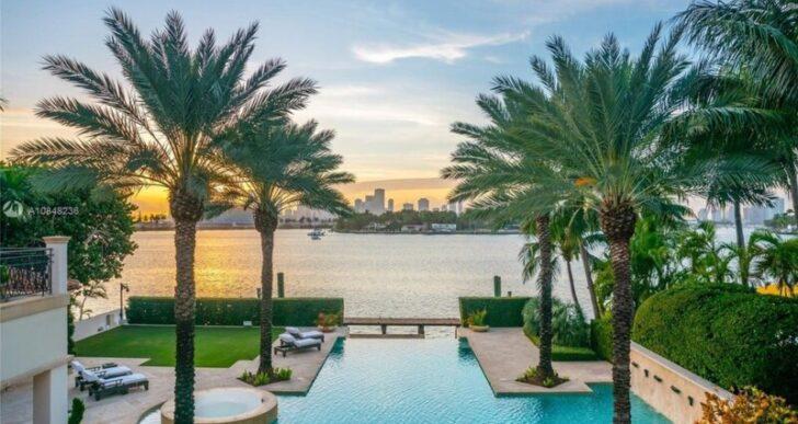 Billionaire Ken Griffin Puts Together Unrivaled $100M+ Compound on Star Island
