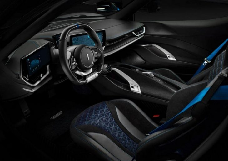 Pininfarina Battista Features Bespoke Audio System Created by Naim