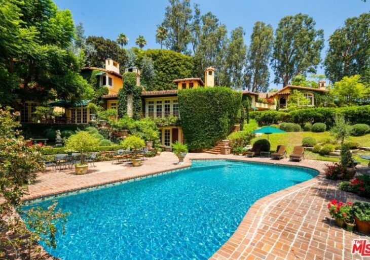 Priscilla Presley Asking $16M for 90210 Home She Purchased to Be Near Elvis