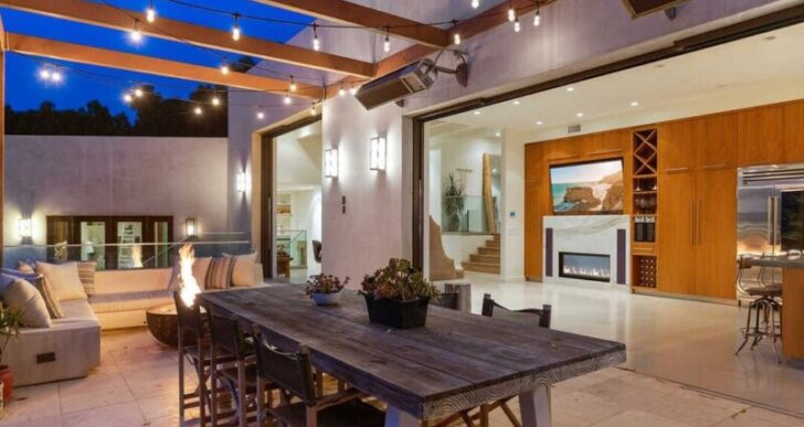 Liam, Luke, and Chris Hemsworth List Their Malibu Retreat for $4.9M
