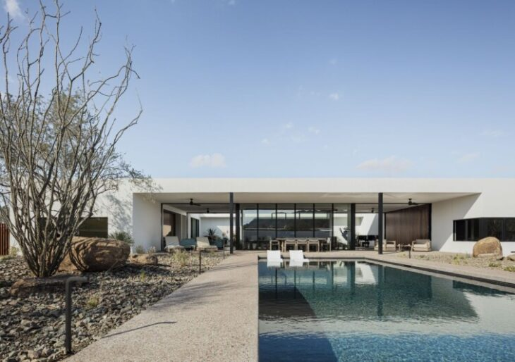 O-asis House in Phoenix by The Ranch Mine