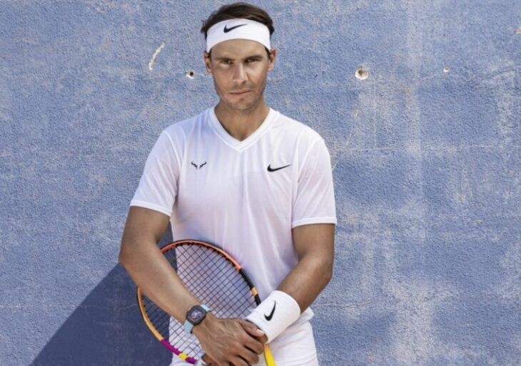 Rafael Nadal and Richard Mille Celebrate 10 Years With $1M RM 27-04