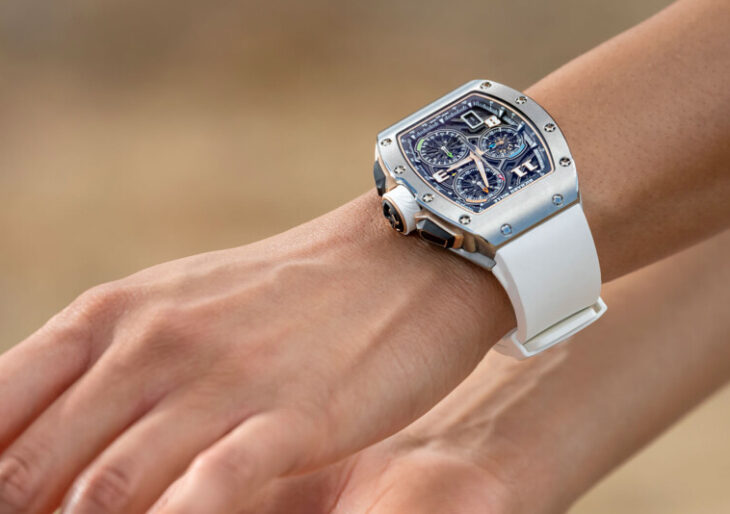 Richard Mille Reveals RM 72-01 Lifestyle for Men and Women