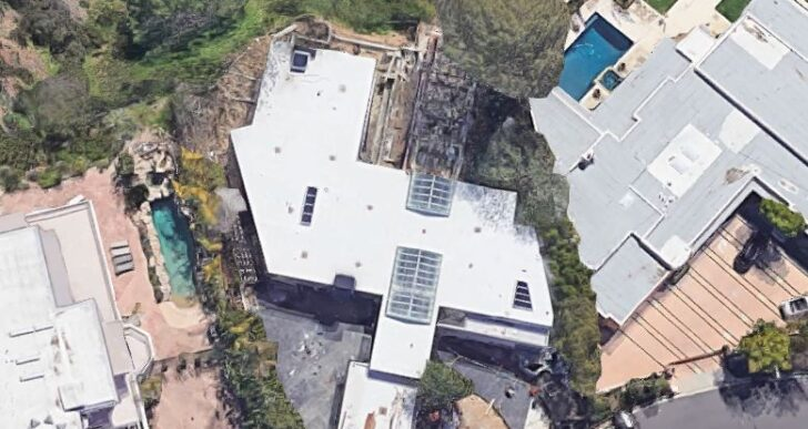 Simon Cowell Sells 90210 Mansion Below Purchase