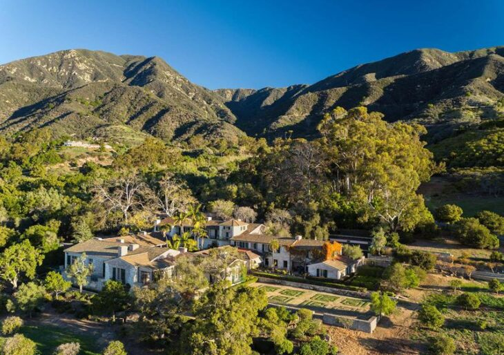 Billionaire Riley Bechtel Picks Up 238-Acre Compound in White-Hot Montecito for $63M