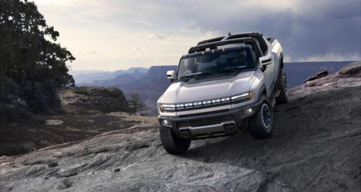 Hummer Resurrected As 1,000-Horsepower EV