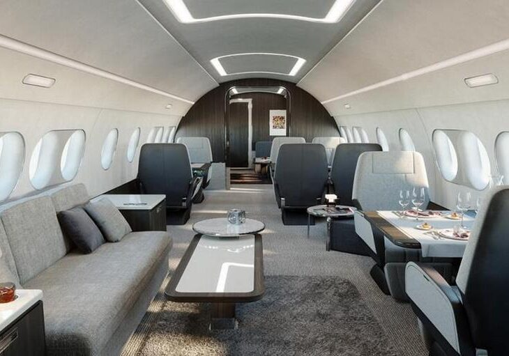 Orders Already Flying for Airbus' TwoTwenty Private Jet