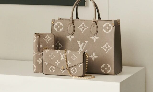Louis Vuitton Unveils Chic Fall Fashion With Monogram Empreinte Collection