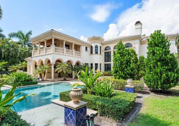 Super Bowl Champion Dwight Freeney Offering Florida Home for $4.4M