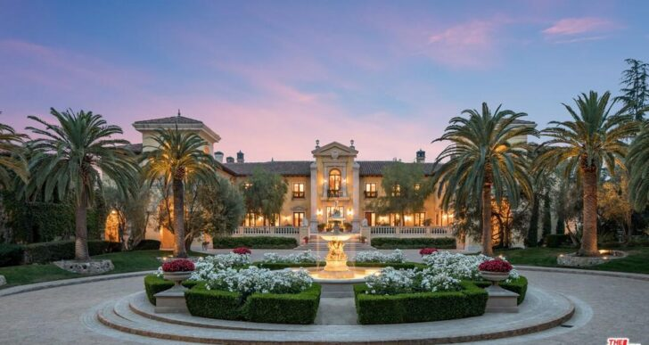 Billionaire Steven Udvar-Hazy's $160M 90210 Palace to Be Auctioned With No Reserve
