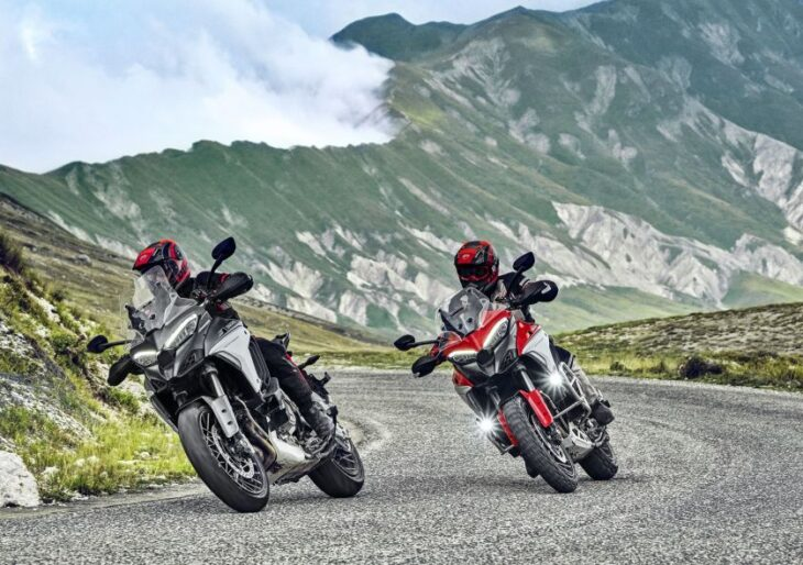 Ducati Making Waves With Much-Anticipated Multistrada V4