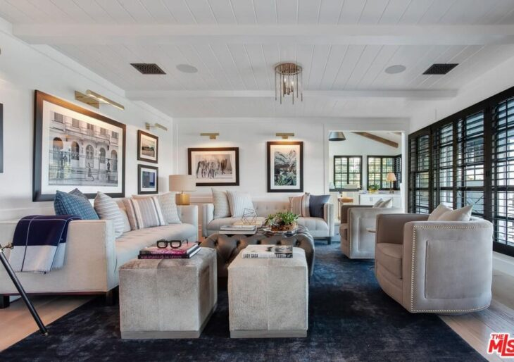 'Flipping Out' Star Jeff Lewis Makes Quick Work of Remodeled Home in Sherman Oaks