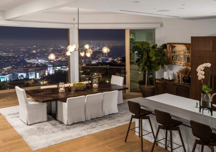 Nicole Scherzinger Lists Soaring L.A. Contemporary With Jetliner Views for $8M