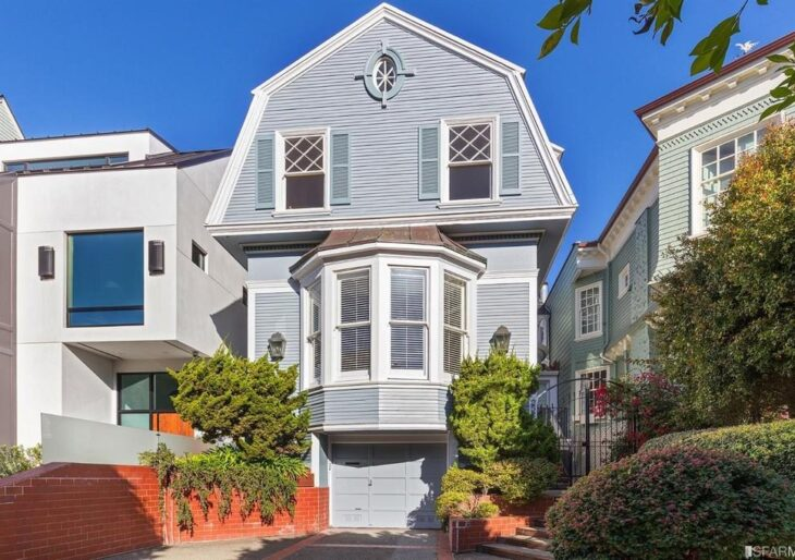 Winona Ryder Puts San Francisco Home on the Market for $5M