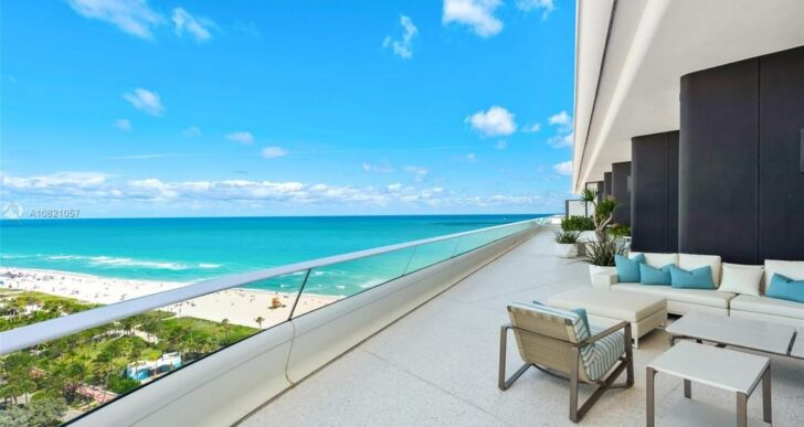 Billionaire Ken Griffin Selling Second Penthouse at Miami Beach's Faena House