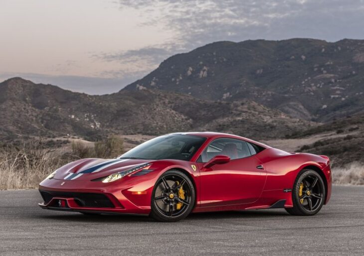 Ferrari 458 Speciale Gets Ballistic Protection Compliments of AddArmor