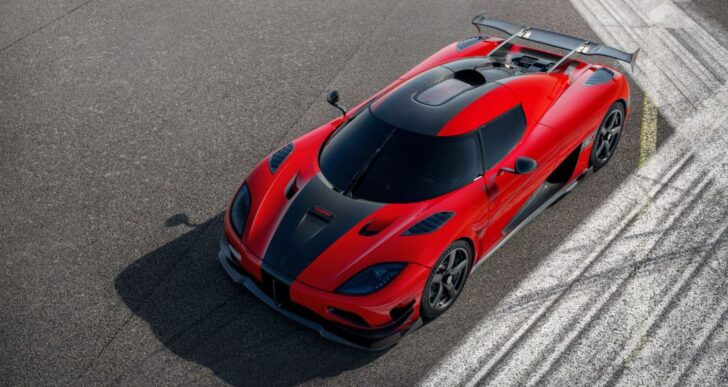 Koenigsegg's $2.5M Agera RS Receives a Slew of Upgrades at the Request of Customer