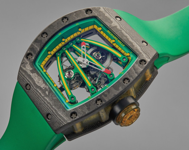 Sylvester Stallone's Richard Mille Watches Fetch Nearly $1M Each at Auction