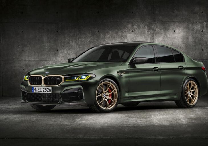 2022 BMW M5 CS: Top Dog