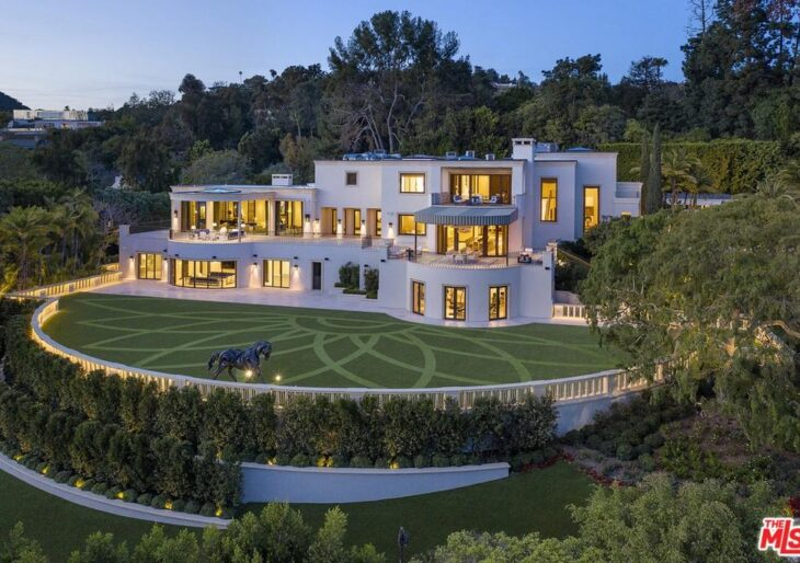 Billionaire Steve Wynn's 90210 Trophy Available for $110M, Down From $135M