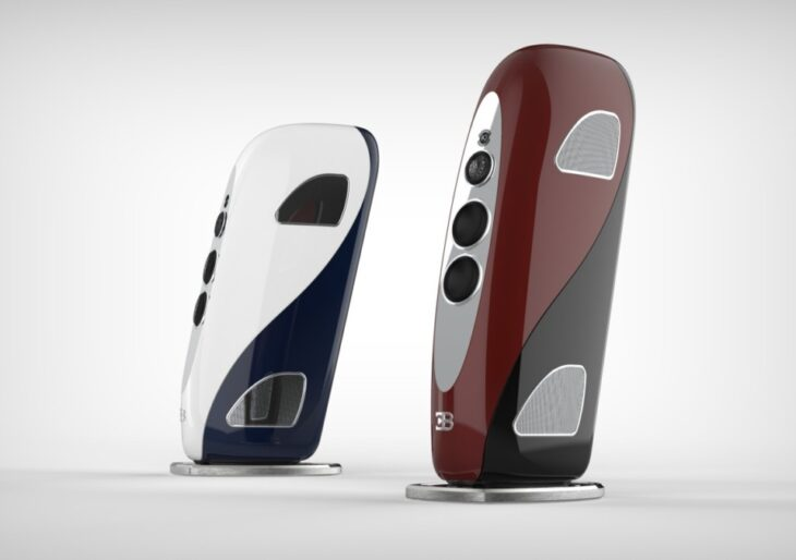 Bugatti Serves Up Pair of Royale Speakers