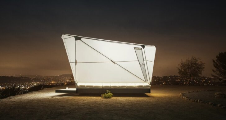 Jupe Shows Off Stylish $17.5K Prefab Shelter