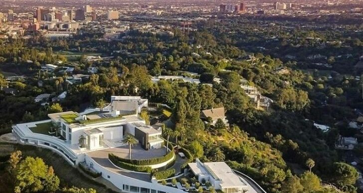 America's Most Expensive Home Hitting the Market in Bel Air With 105K Sq. Ft., 21 Bedrooms, 42 Bathrooms, and a $340M Price Tag