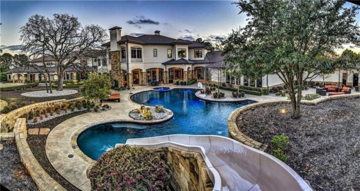 Six-Time NBA All-Star Jermaine O'Neal Lists Colossal Texas Mansion for $10M