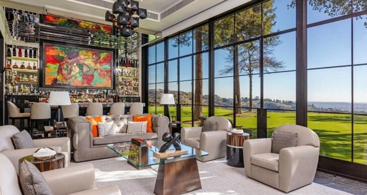 Sylvester Stallone's 90210 Lair Officially Listed for $110M