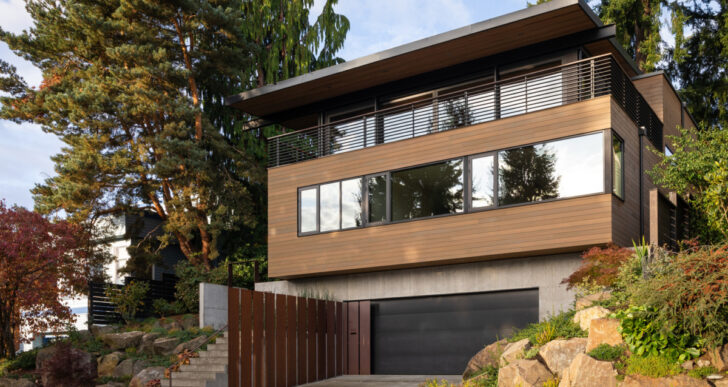 View Ridge Residence in Seattle by Heliotrope Architects