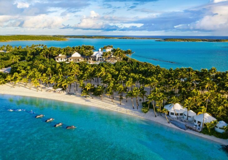 Tim McGraw and Faith Hill List Private Island and Compound in the Bahamas for $35M