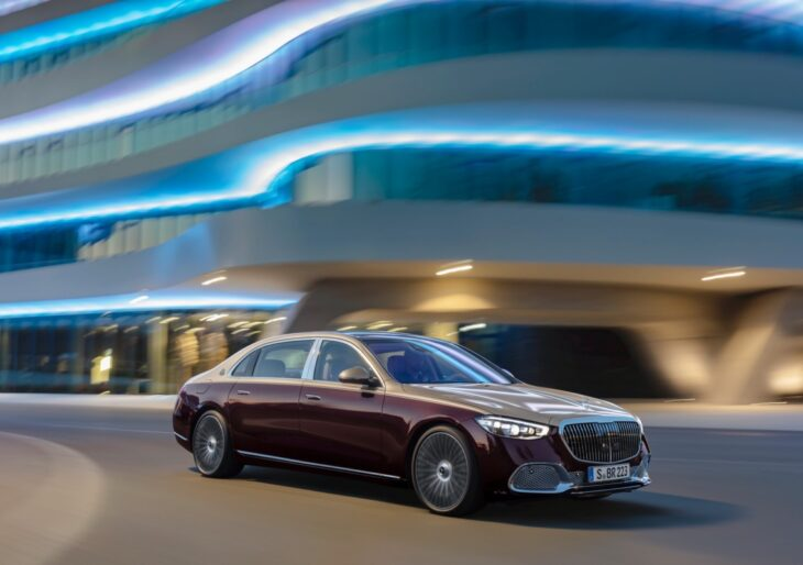 2021 Mercedes-Maybach S 580 Arriving Soon; Price Starts at $185K