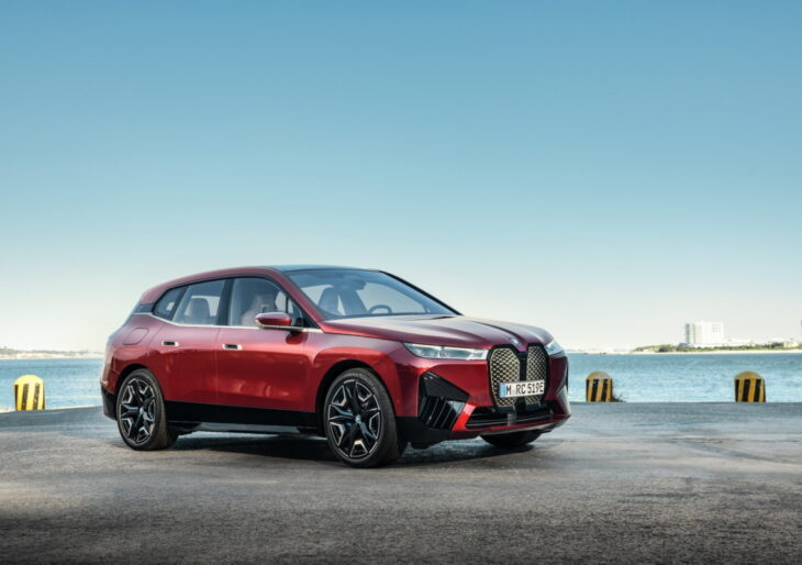 2022 BMW iX xDrive 50 Offers Ample Power and Range, Starts Around Mid-$80K
