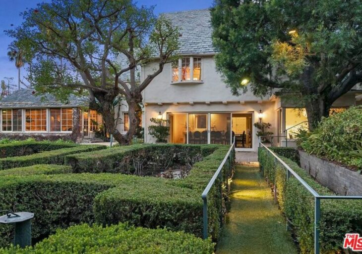 Billionaire Toy Magnate Isaac Larian Gobbles Up Neighboring Home in L.A. for $18.5M