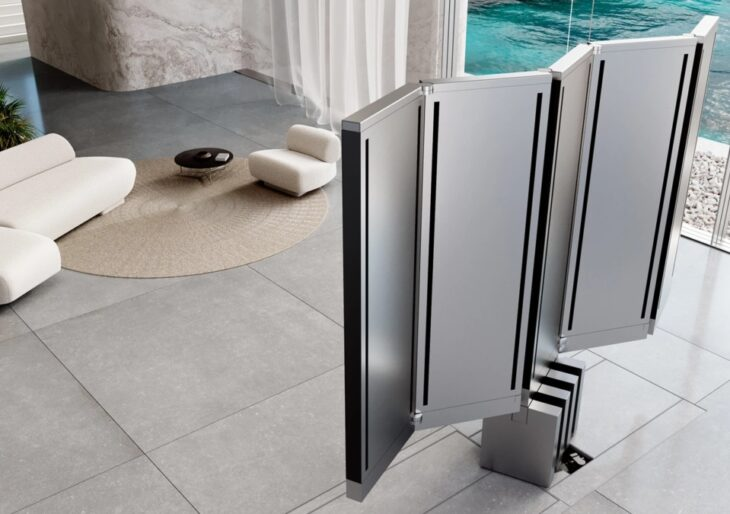 C SEED Reveals Folding, Retracting TV With $400K Price Tag