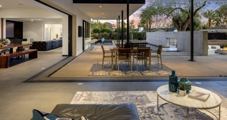 Four-Time MLB All-Star Russell Martin Lists Scottsdale Modern for $3M