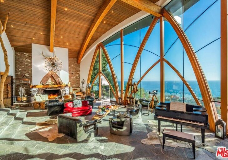 Gesner's Ravenseye Masterpiece in Malibu Available for $9.5M, Down From $14M Original Ask