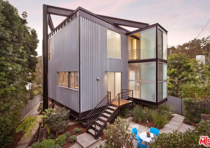 L.A. Home by Case Study Architect Pierre Koenig Hits the Market at $4.3M