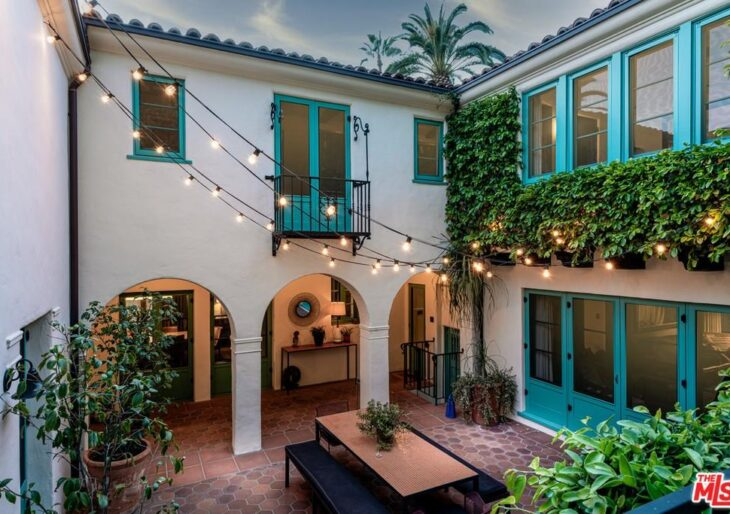 'Modern Family' Star Jesse Tyler Ferguson Selling Handsome Spanish-Style Digs in L.A for $7M