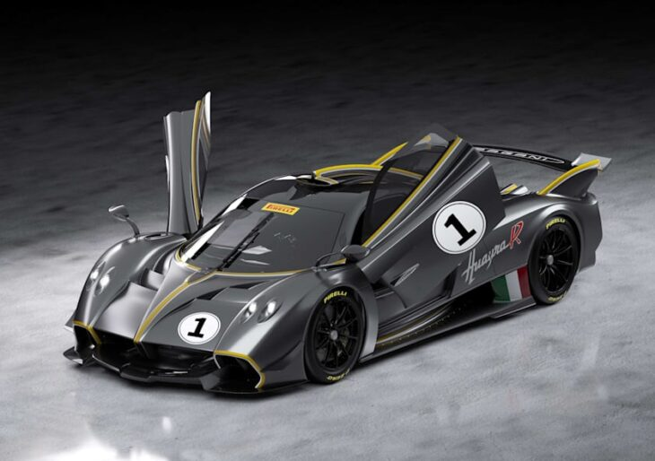Pagani Huayra R Is a Track-Only Marvel; Price Starts at $3.1M