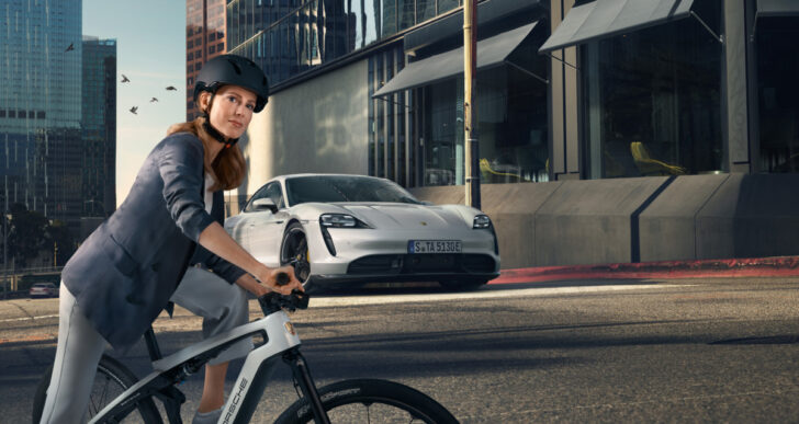 Porsche Introduces $8.5K eBike Cross and $10.7K eBike Sport