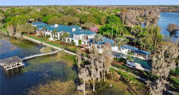 Initially Listed for $28M, Shaquille O'Neal's Central Florida Home Finds Buyer at $11M